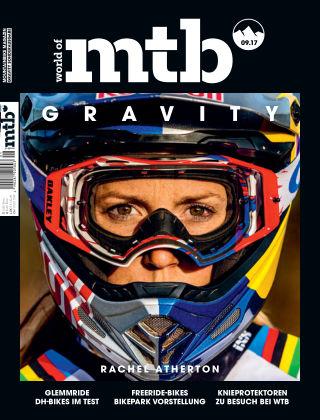 world of mtb Magazin 09.2017