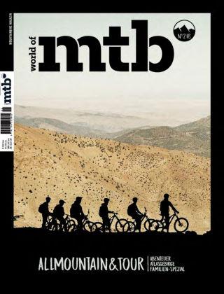 world of mtb N°2.18