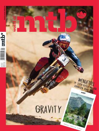 world of mtb Magazin N°4.18