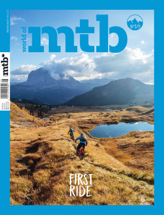 world of mtb First Ride 2019