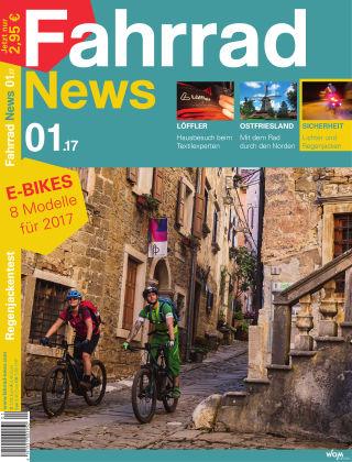 Fahrrad News 01.17