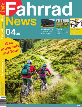 Fahrrad News 04.16