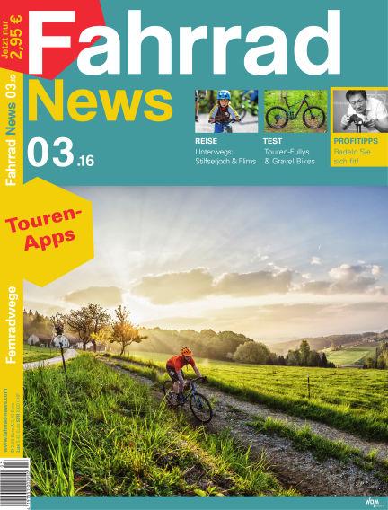 Fahrrad News June 06, 2016 00:00