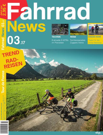 Fahrrad News May 27, 2017 00:00