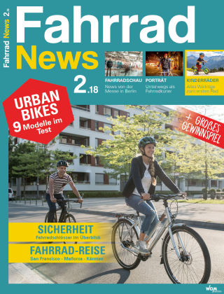 Fahrrad News 02.18
