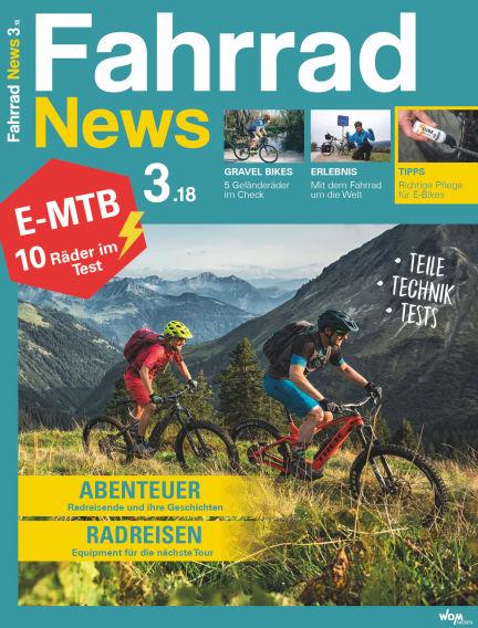 Fahrrad News June 03, 2018 00:00