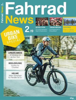 Fahrrad News 2.19