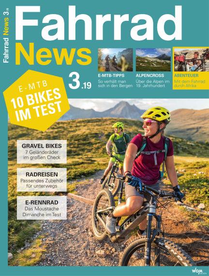Fahrrad News June 09, 2019 00:00