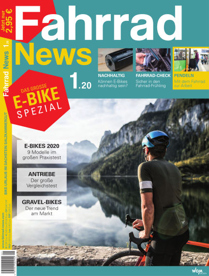 Fahrrad News March 15, 2020 00:00