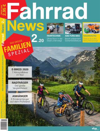Fahrrad News 2.20