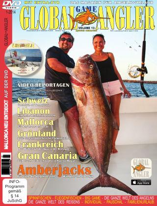 Global Game Angler 01/2014