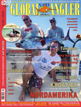 Global Game Angler 01/2020