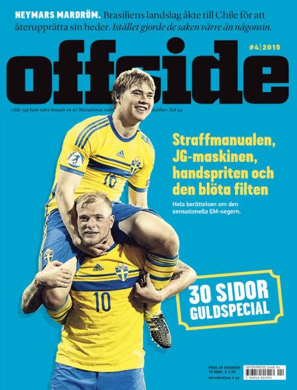Offside July 29, 2015 00:00