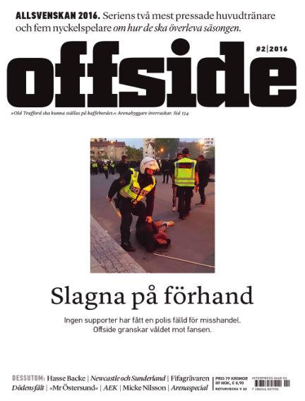 Offside March 16, 2016 00:00