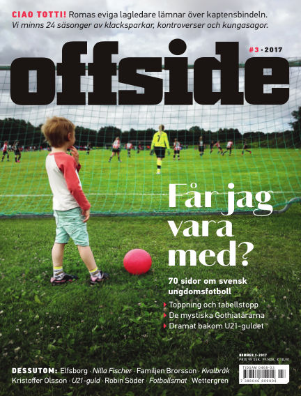 Offside May 24, 2017 00:00