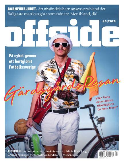 Offside October 01, 2020 00:00