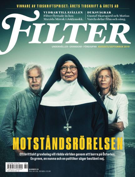 Filter July 25, 2019 00:00