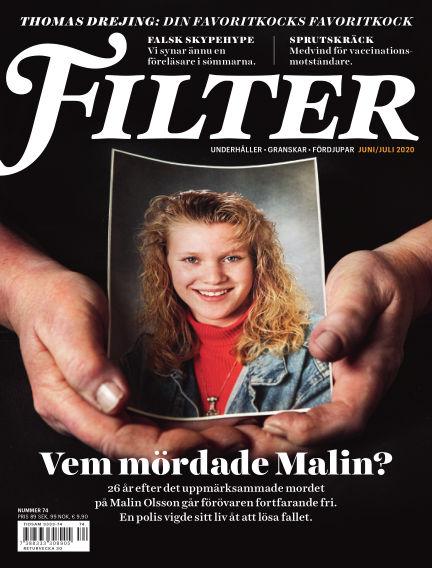 Filter May 21, 2020 00:00
