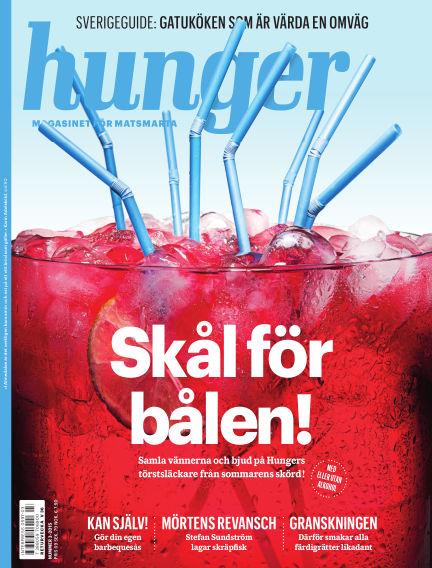 Hunger (Inga nya utgåvor) June 09, 2015 00:00