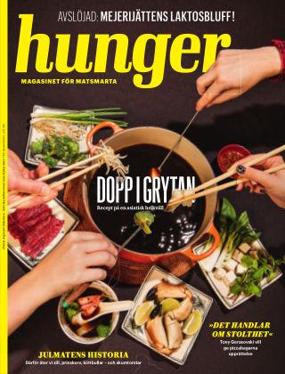 Hunger (Inga nya utgåvor) 2015-12-01