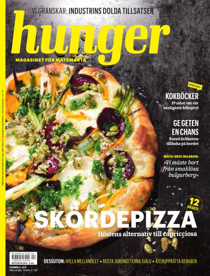 Hunger (Inga nya utgåvor) August 25, 2015 00:00
