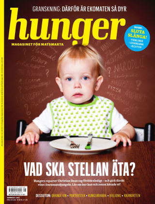 Hunger (Inga nya utgåvor) 2015-10-13