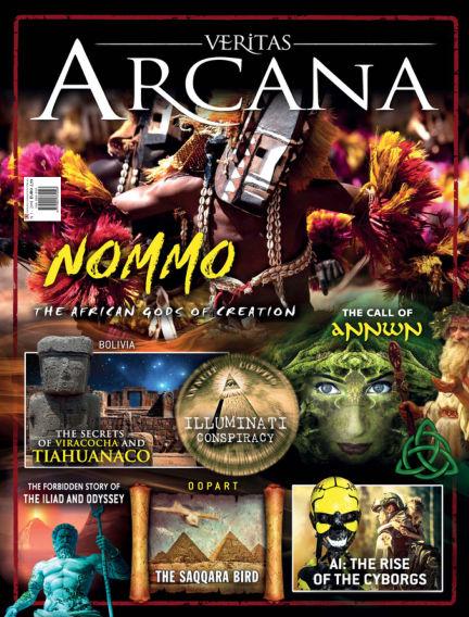Veritas Arcana - EN April 24, 2018 00:00