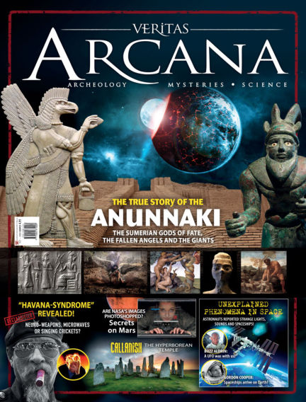 Veritas Arcana - EN June 19, 2020 00:00