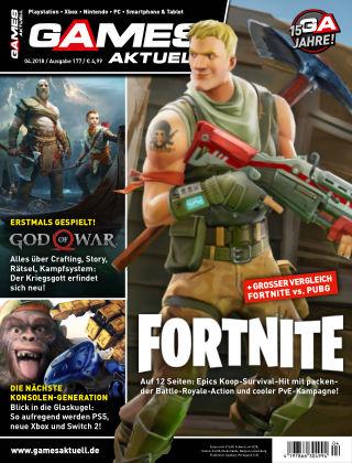 Games Aktuell 04-2018
