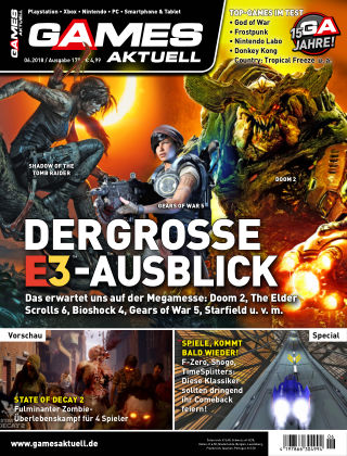 Games Aktuell 06-2018