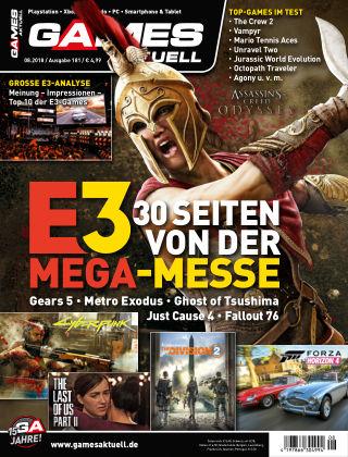 Games Aktuell 08-2018