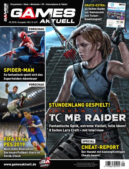 Games Aktuell August 15, 2018 00:00