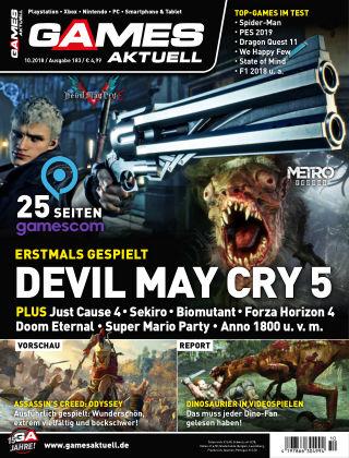 Games Aktuell 10-2018