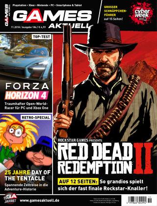 Games Aktuell 11-2018
