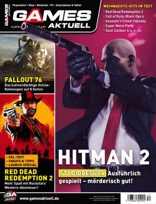 Games Aktuell 12-2018
