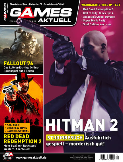 Games Aktuell November 14, 2018 00:00