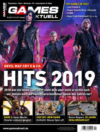 Games Aktuell 02-2019