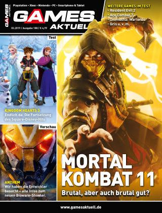 Games Aktuell 03-2019