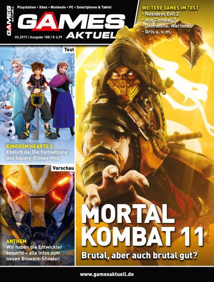 Games Aktuell February 20, 2019 00:00