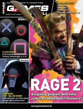 Games Aktuell 06-2019