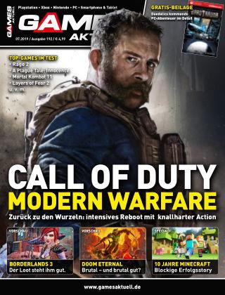 Games Aktuell 07-2019