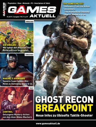 Games Aktuell 10-2019