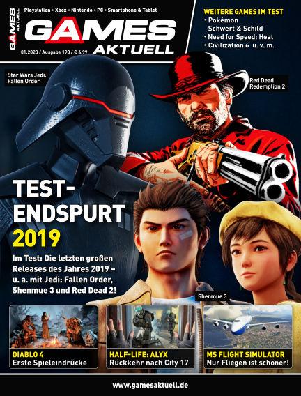 Games Aktuell December 18, 2019 00:00