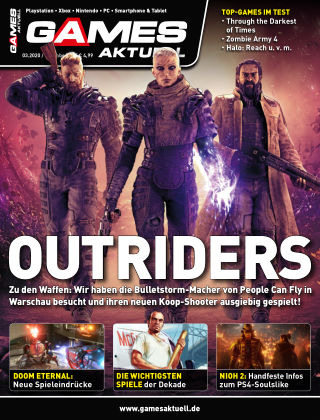 Games Aktuell 03-2020