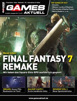 Games Aktuell 04-2020