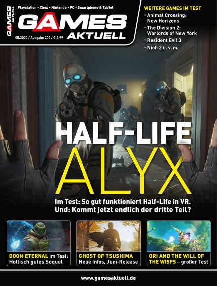 Games Aktuell April 15, 2020 00:00