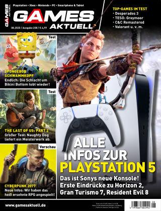 Games Aktuell 08-2020