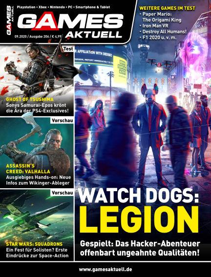 Games Aktuell August 19, 2020 00:00