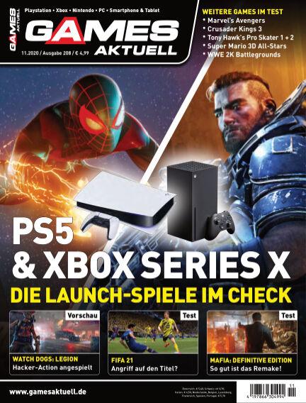 Games Aktuell October 21, 2020 00:00