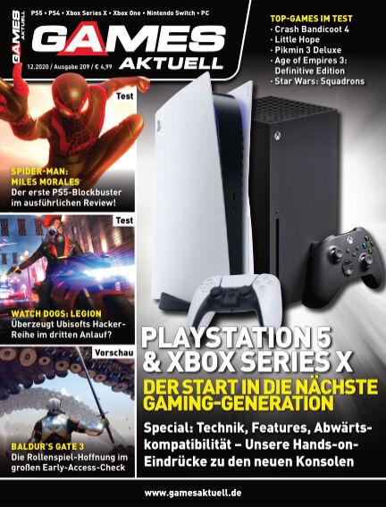 Games Aktuell November 18, 2020 00:00